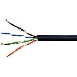 Inštalačný kábel CAT5E UTP PE vonkajší