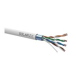 Kábel CAT5E FTP PVC lanko