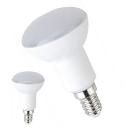 LED žiarovka 5W E14 R50 TB