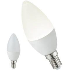 LED žiarovka 5W E14 sviečka NB