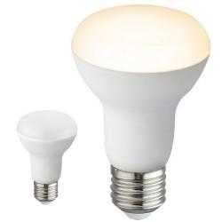 LED žiarovka 8W E27 R63 TB