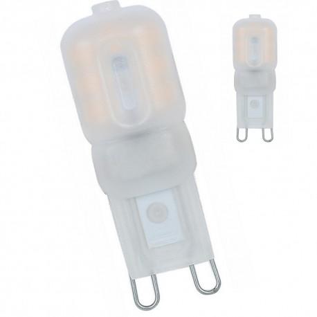 LED žiarovka 2,5W G9 TB