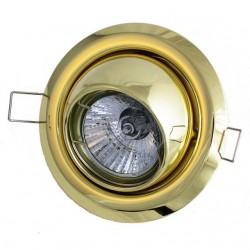BODOVKA kruh výklopná zlatá