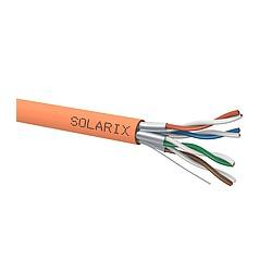 Kábel Solarix CAT6A STP LSOH