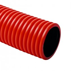 KOPOFLEX 40mm 450N 25m HDPE červená