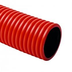 KOPOFLEX 125mm 450N HDPE červená