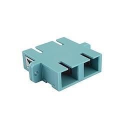 Adaptér LC MM OM3 duplex