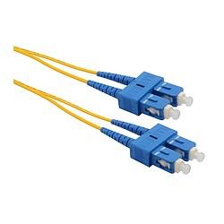 Patch kabel 1m 9/125 SC upc / SC upc SM OS duplex