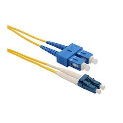 Patch kabel 1m 9/125 LCapc/LCapc SM OS duplex
