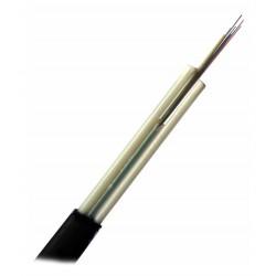 Optický kabel 4 vlákno plochý Singlemode