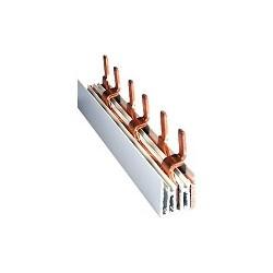 Lišta prepojovacia I3x4-10/210 1303021 3P/10mm2/210mm 63A kolíková
